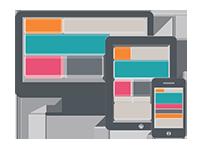 Изготовление сайта с адаптивным дизайном / версткой.